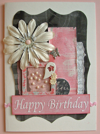 Simply Scrapbooking Now Layering On Scrapbook Pages And Cards